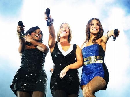 Sugababes, Jingle Bell Ball, live