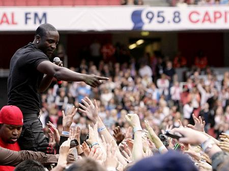 AKON Summertime Ball