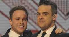 Olly and Robbie