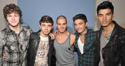 hit music live the wanted