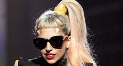 Lady Gagaat the Grammys