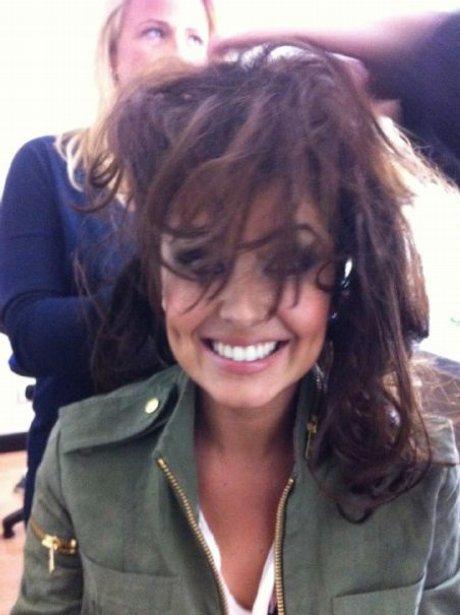 Cheryl Cole twitter