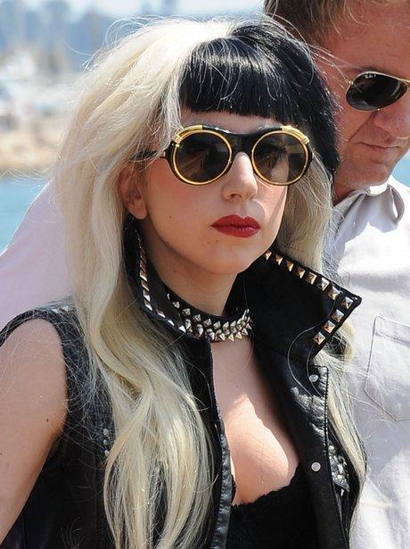 Lady Gaga in Cannes