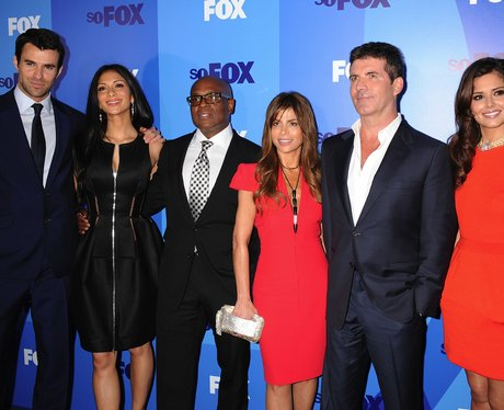 The US X Factor stars