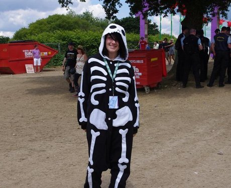 Fancy Dress @ IOW Festival