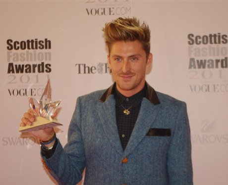 Scottish Fashion Awards Red Carpet