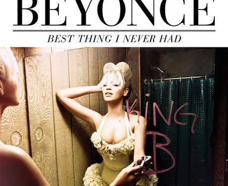 Beyonce's 'Best Thing I Never Had' single cover