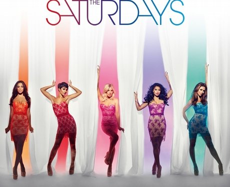 The Saturdays - All Fired Up