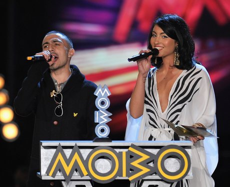 Adam Deason and Yasmin Mobo Awards 2011