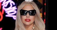 Lady Gaga's Workshop At Barney's