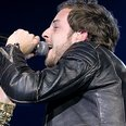 Jessie J with James Morrison live at the 2011 Jing