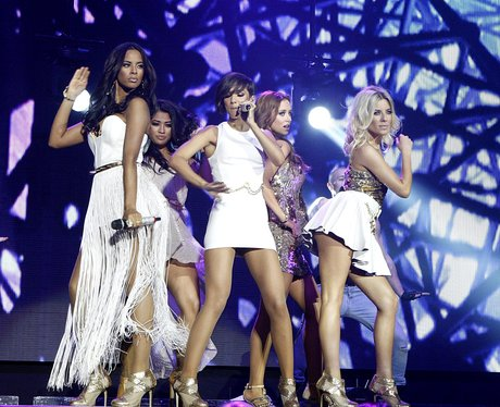 The Saturdays Live at The 2011