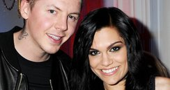 Professor Green and Jessie J BRIT Awards 2012 Nomi