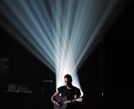 Chris Martin of Coldplay Grammys performances