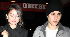 Justin and Selena go for dinner