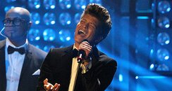 Bruno Mars BRIT Awards 2012