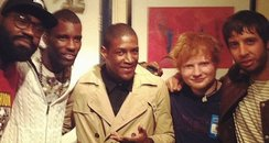 Labrinth with Ed Sheeran and Example
