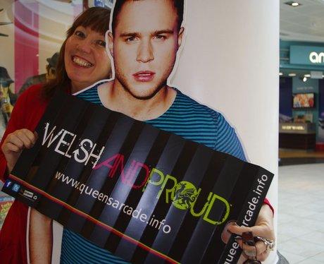 Welsh & Proud @ Queen's Arcade