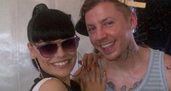 Jessie J and Professor Green