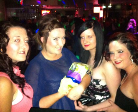 Girls at Indi Bar