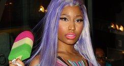 Nicki Minaj in London