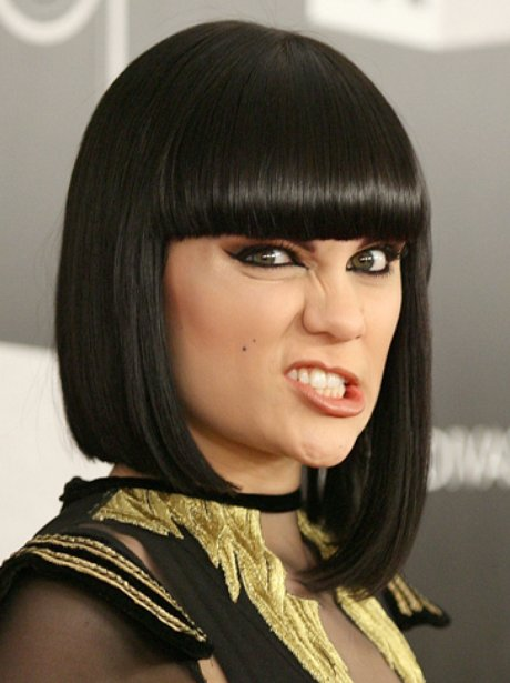 Jessie J at VH1 Awards