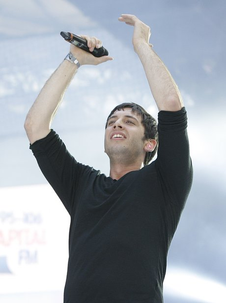 Example live at the Summertime Ball 2012