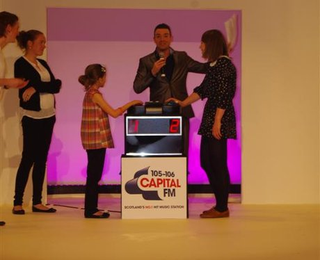 Did you win with Capital at the Ideal Home Show?