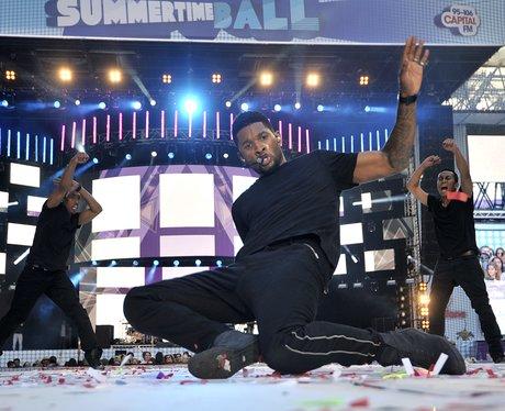 Usher live at the Summertime Ball 2012