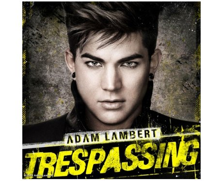 Adam Lambert 'Trespassing'