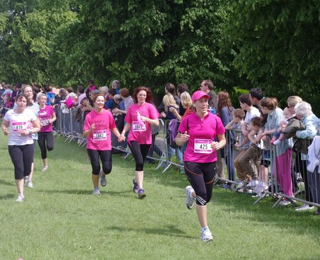 Race For Life - Nottingham 10th June