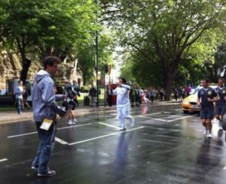 Olympic Torch Relay: Your Pics Day 2