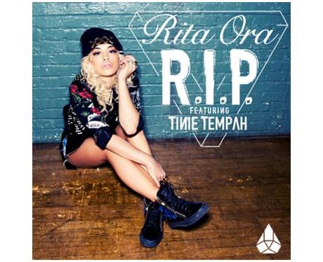 Rita Ora 'R.I.P.
