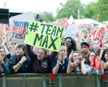 The Wanted Fans