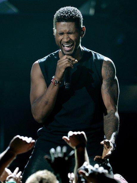 Usher BET Awards 2012