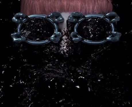 Lady Gaga Fame perfume advert stills