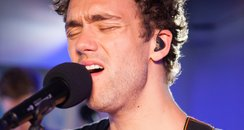 Lawson play an initmate gig at CapitalFM