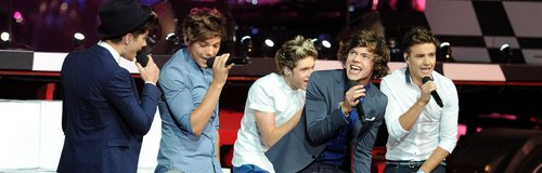 One Direction live at the Olympics London 2012 clo