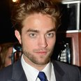 Robert Pattinson in a suit