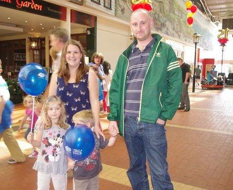 The Red Dragon Centre 15th Birthday
