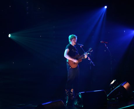 Ed Sheeran Live At iTunes Festival 2012
