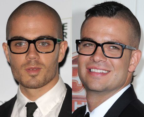 Max George and Mark Salling lookalike