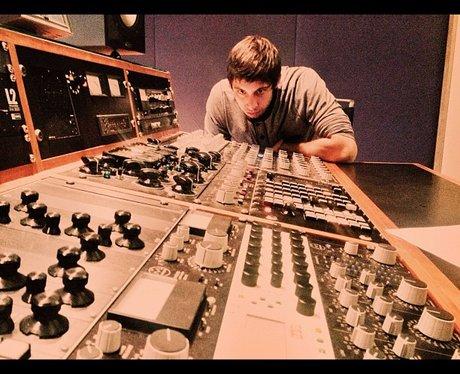 Example in the studio