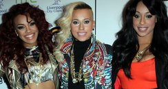 Stooshe At The MOBO Awards 2012 Launch Party