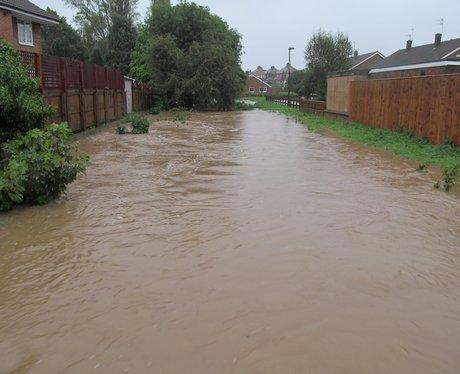 Newcastle Flooding Pics