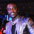 Akon At The BET Hip Hop Awards 2012