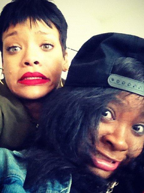 Rihanna cousin