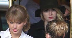 Taylor Swift had lunch with her friend, Emma Stone
