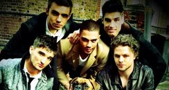 The Wanted with a dog