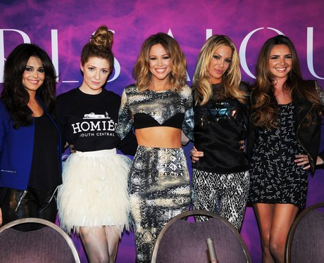 Girls Aloud reunite for a final tour